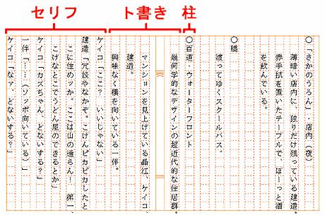 脚本_ラジオドラマ脚本の書き方